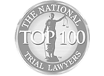 National top 100 Trial Lawyers Logo